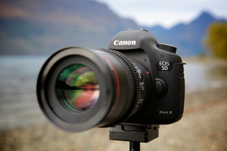 Canon 5D Mark III Review And Wedding Setup