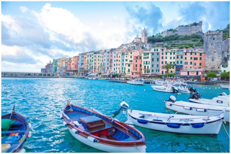 Portovenere Italy Wedding, Portovenere Italy Wedding- Heather & Ed, Derek Halkett Photography