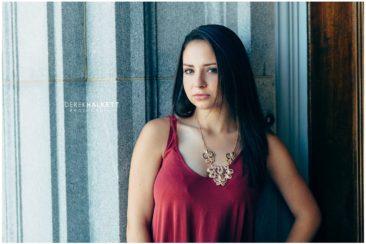 Derek Halkett Photography | Boston Senior Portraits- Carolyn